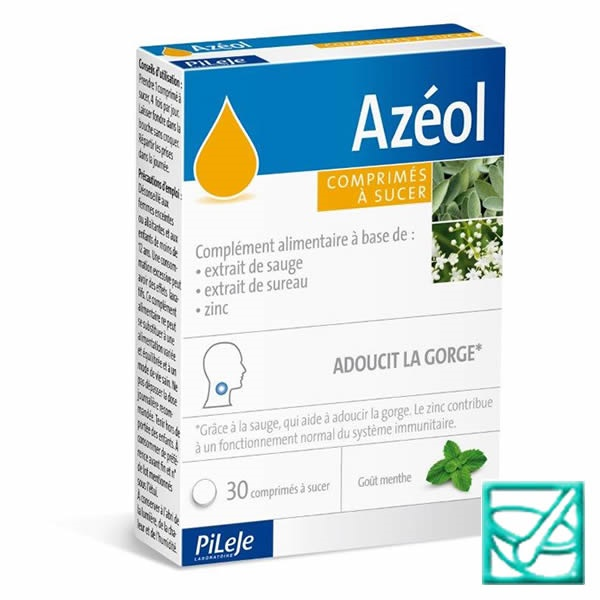 PHYTOPREVENT AZEOL pastile a30
