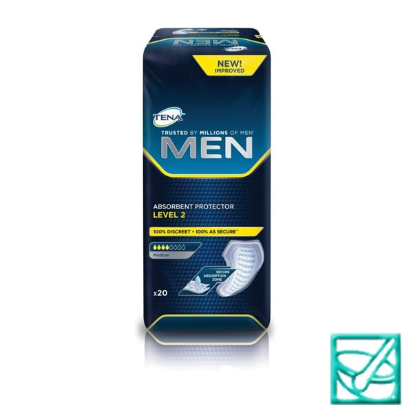 TENA FOR MEN LEVEL 2 a 20