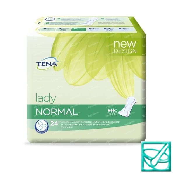 TENA LADY NORMAL A 24 KOM