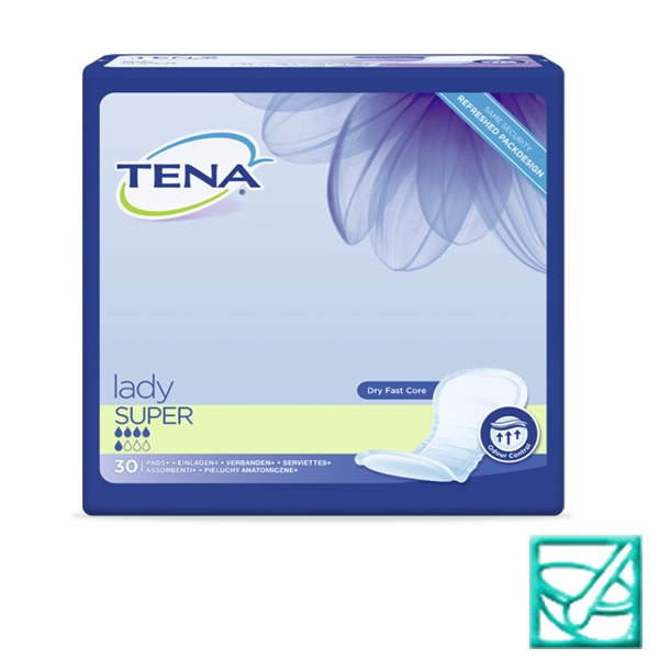 TENA LADY SUPER A30