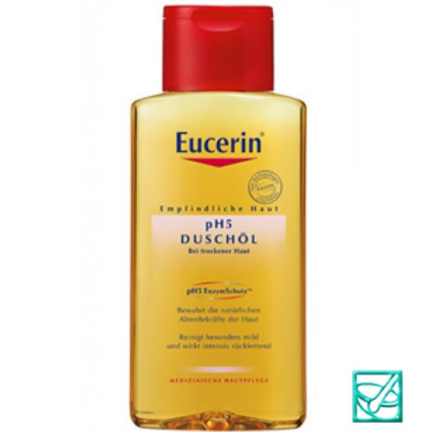 EUCERIN PH5 ulje/tuširanje 200ml 63121