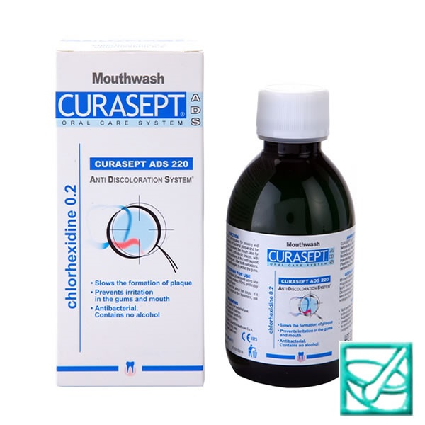 CURASEPT otop. 0,20% 200 ml ADS220