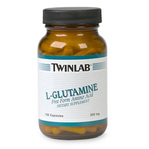TW L-GLUTAMINE caps 100x500mg