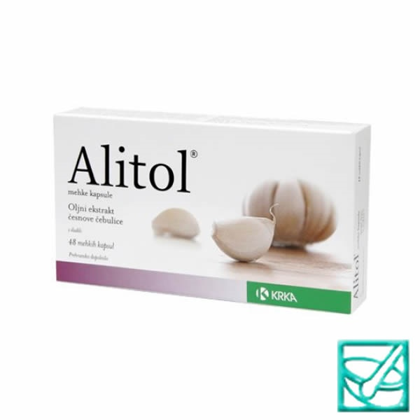 HERBION ALITOL caps 48x270mg