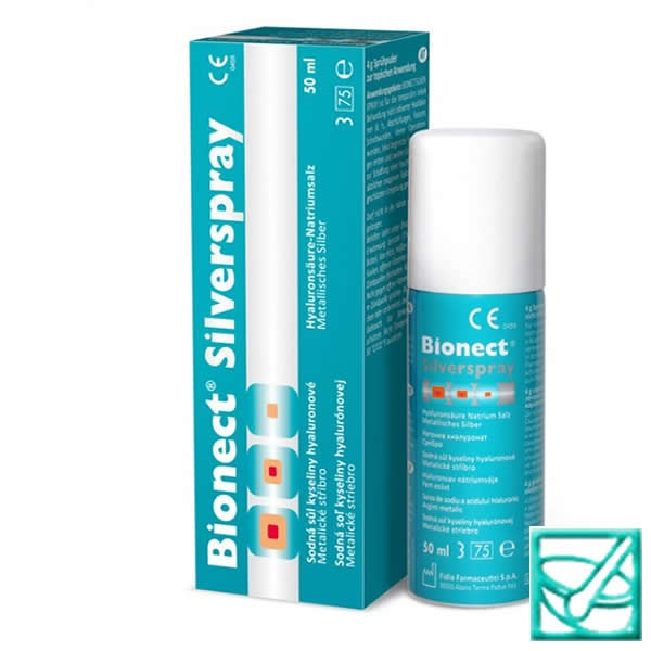 BIONECT SILVER spary 50 ml