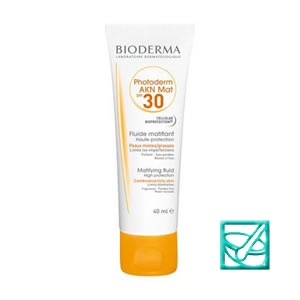 BIODERMA PHOTO.AKN MAT fluid SPF30