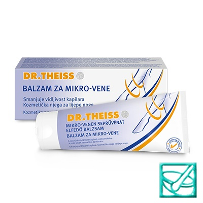 THEISS BALZAM ZA MIKRO VENE 100ml