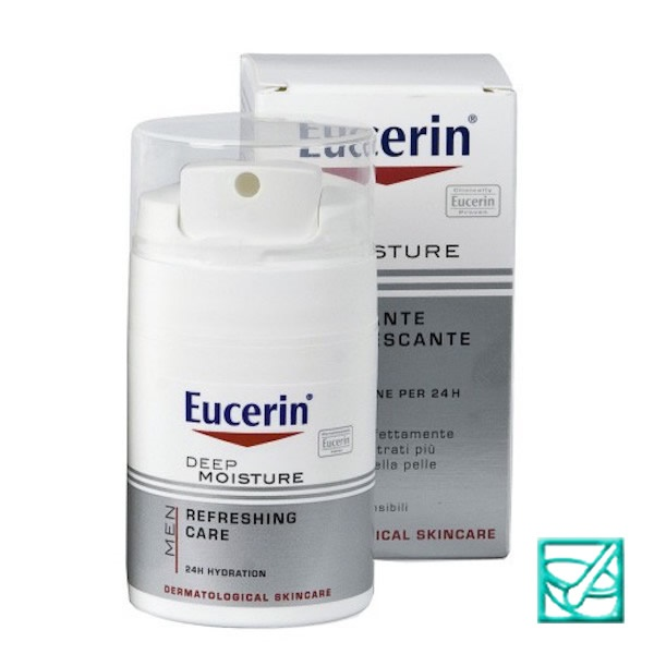EUCERIN MEN DEEP MOISTURE krema 50ml