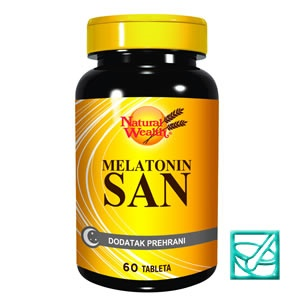 NW MELATONIN tbl a60