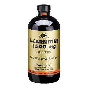 SOLGAR L-CARNITINE 473ml