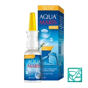 AQUA MARIS 4ALLERGY SPRAY za nos 20ml