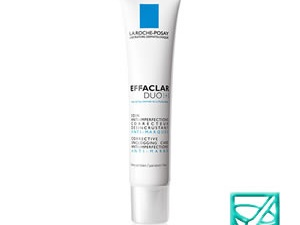 LRP EFFACLAR DUO+ krema 40ml