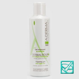 ADERMA DERMALIBOUR plus pjen. gel 250ml