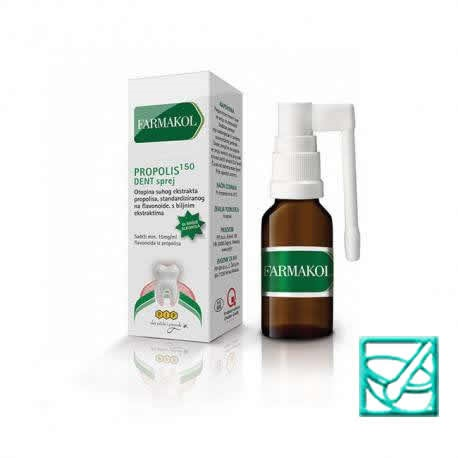 PIP FARMAKOL DENT spray 20ml
