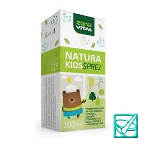 ZONA VITAL NATURA KIDS spray 100ml
