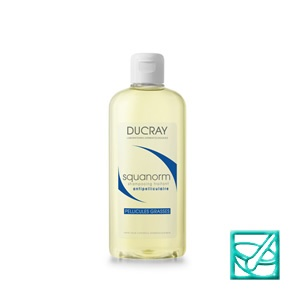 DUCRAY SQUANORM šampon prhut/masna 200ml