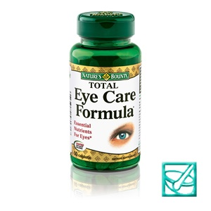 NB TOTAL EYE CARE FORMULA tbl a 60