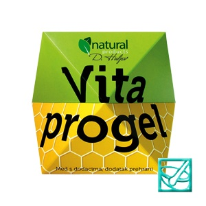 NATURAL PRODUCTS VITAPROGEL med 450g