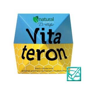 NATURAL PRODUCTS VITATERON med 450g