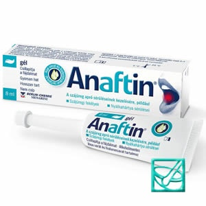 ANAFTIN gel 12% 8ml