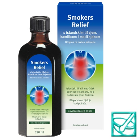 THEISS SMOKERS RELIEF otopina 250ml