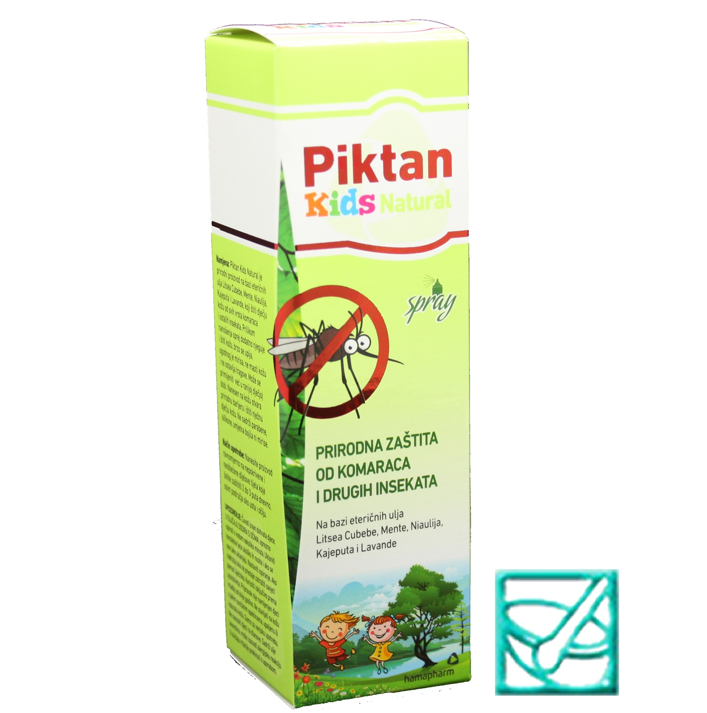 HAMAPHARM PIKTAN FAMILY KIDS NATURAL