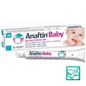 ANAFTIN BABY gel 10ml