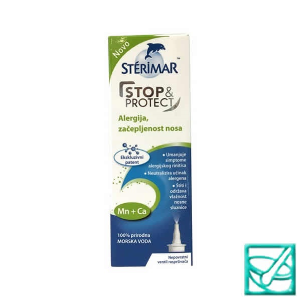 STERIMAR STOP&PROTECT ALERGIC NOSE 20ml