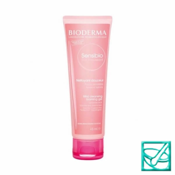 BIODERMA SENSIB.gel MOUSSANT 45ml