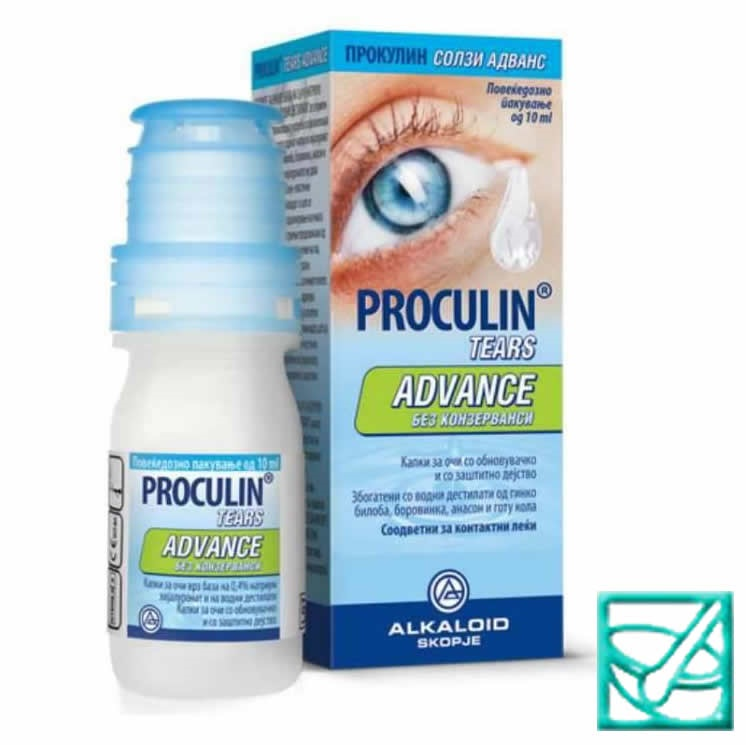 PROCULIN ADVANCE tears 10ml