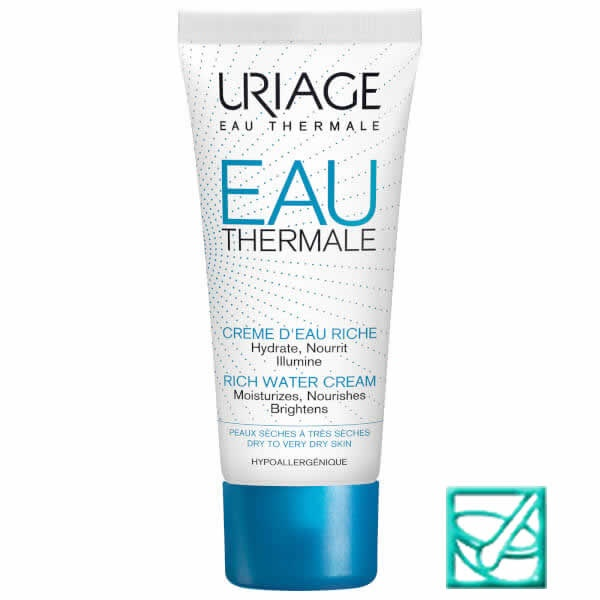 URIAGE EAU THERMALE bogata krema 40ml