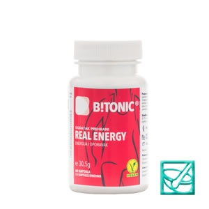 BITONIC REAL ENERGY caps a60