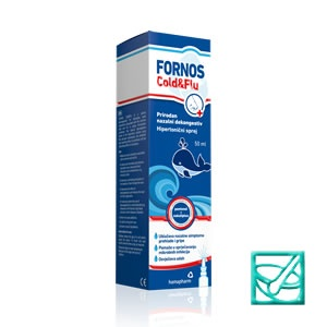 HAMAPHARM FORNOS COLDFLU spray 50ml