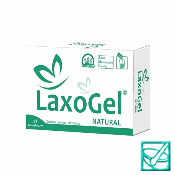 LAXOGEL vrećice a10 NATURAL