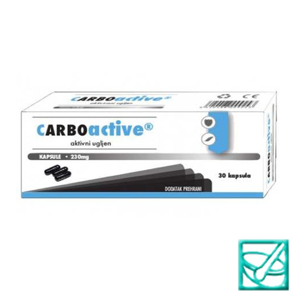 CARBOACTIVE caps 30x230 mg