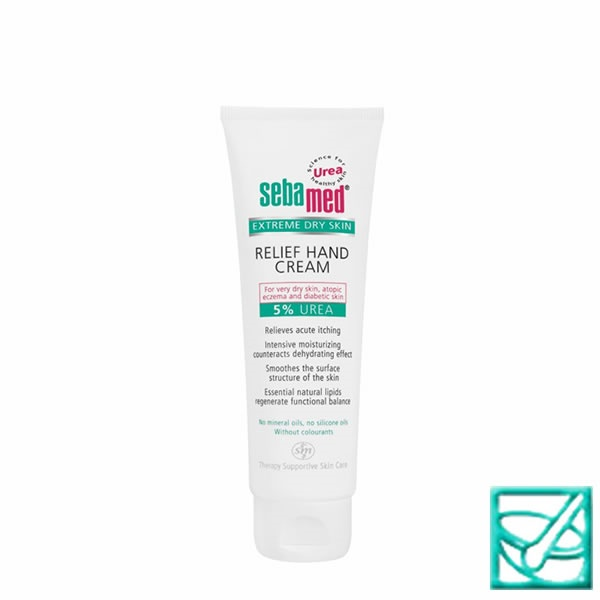 SEBAMED UREA 5% - krema za ruke 75ml