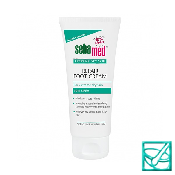 SEBAMED UREA 10% - krema za stopala 100ml