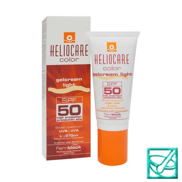 HELIOCARE 360° COLOR GEL OIL FREE 50ml BEIGE