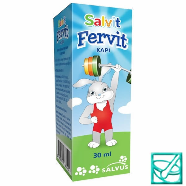 SALVIT FERVIT kapi 30ml