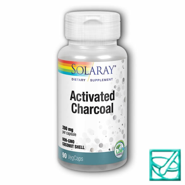 KAL ACTIVATED CHARCOAL caps a90