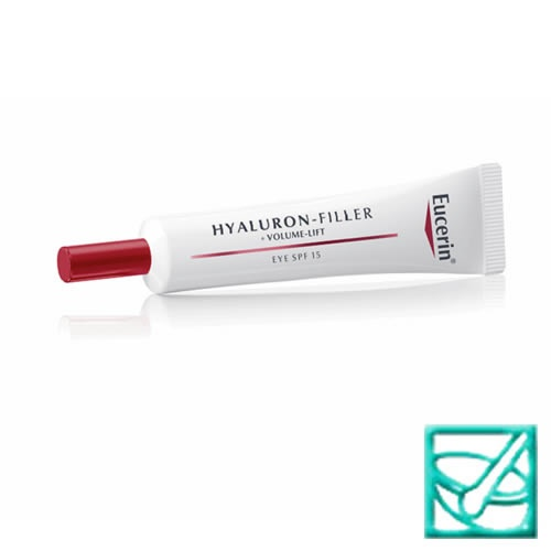 EUCERIN HYALURON FILL.+VOLUME-LIFT krema oči 15ml