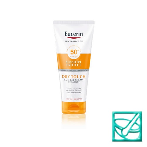 EUCERIN SUN OIL CONTR. DRY TOUCH krema/gel SPF50+ 200ml
