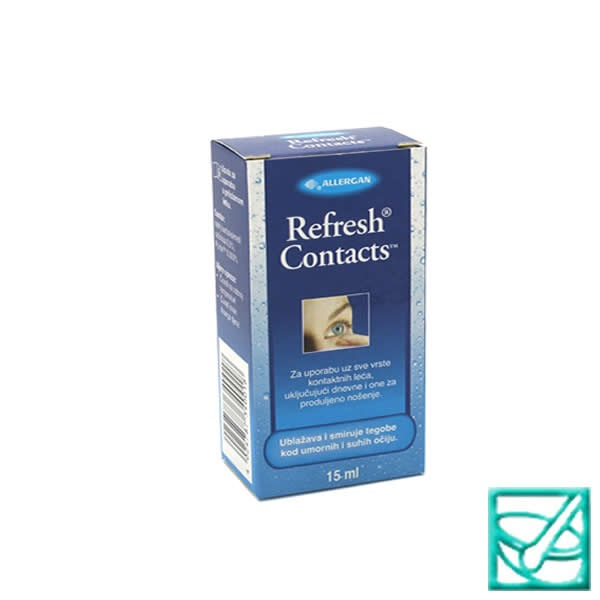 REFRESH CONTACTS sol 15ml