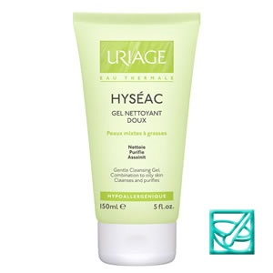 URIAGE HYSEAC derm. gel za pranje 150 ml