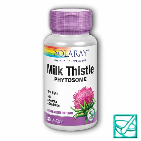 KAL MILK THISTLE PHYTOSOME-SIKAVICE a30
