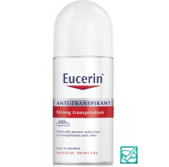 EUCERIN DEO rollon antitranspirant 50ml