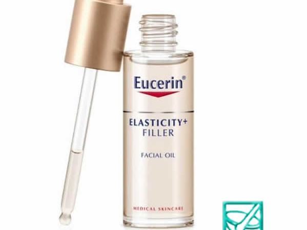 eucerin  elasticity  filler  facial  oil   3 0ml